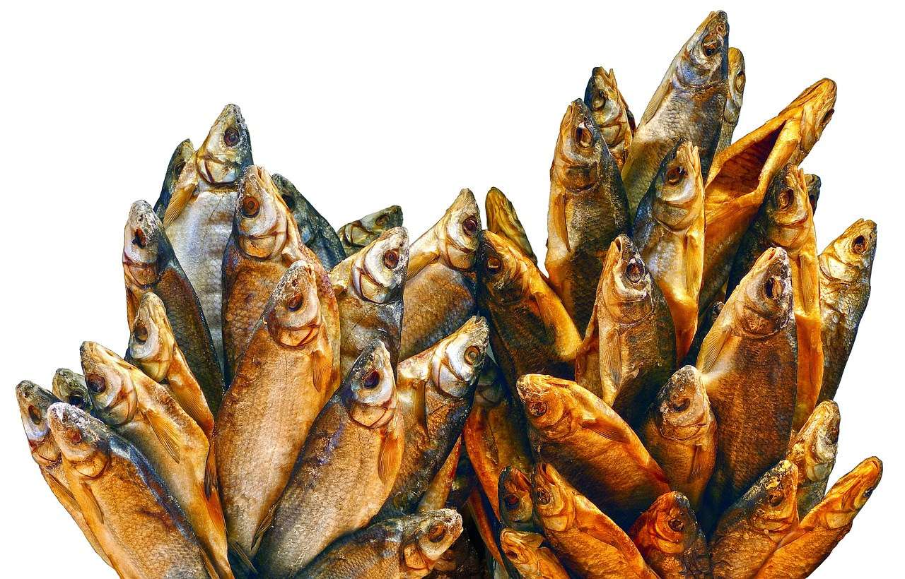 Torka fisk